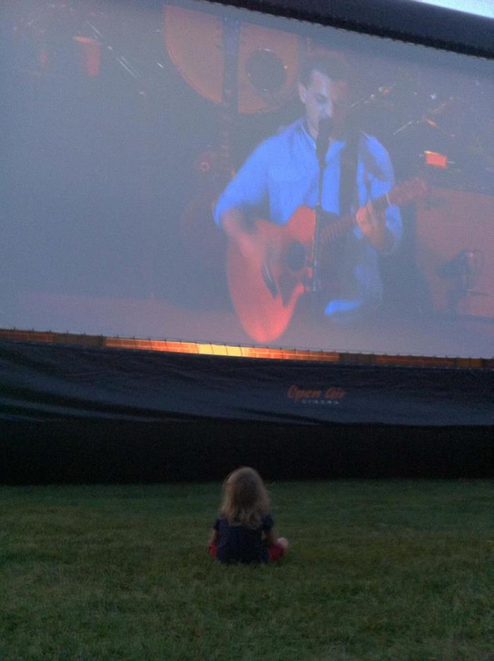Child Outdoor Movie