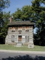 Original Franklin Post Office was built in 1805