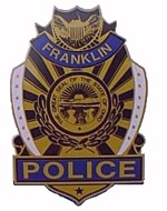 Franklin PD Badge