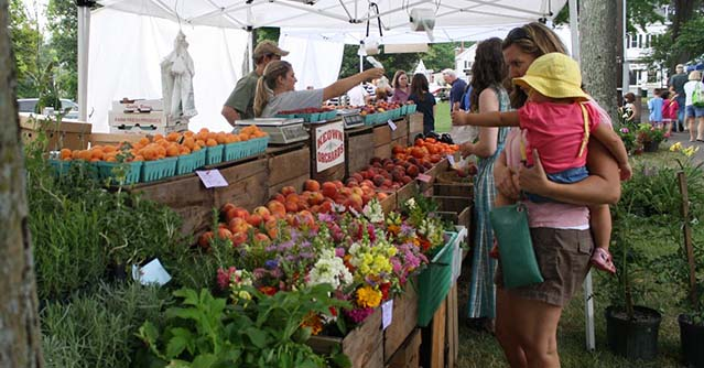 Farmers Market Home Page